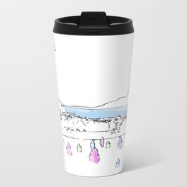 Drinks in Calvi Travel Mug