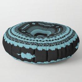 Pattern Mandala Floor Pillow