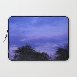 Bruised Sky Laptop Sleeve