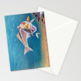 Fish On! Stationery Cards