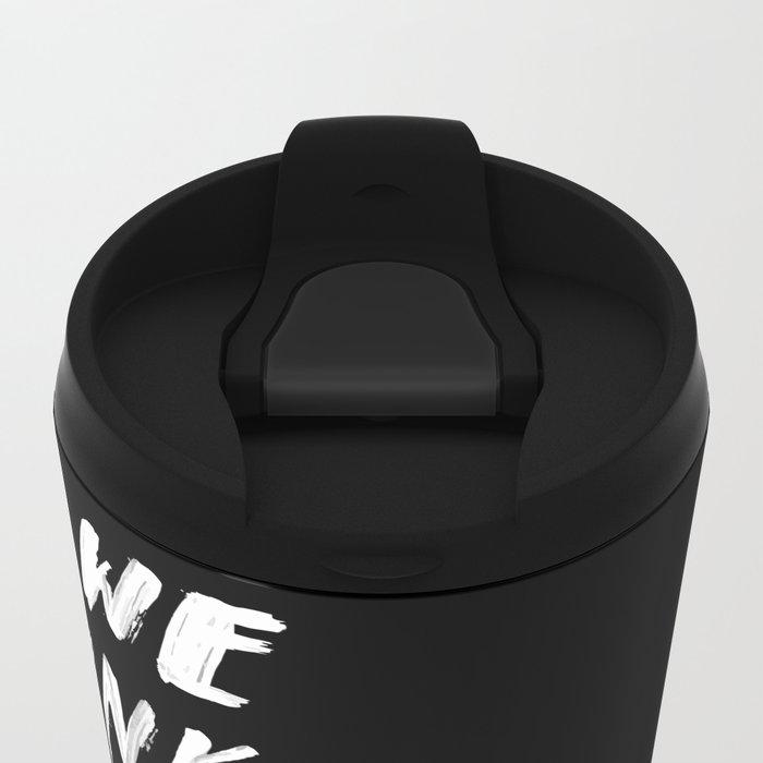 DRUNK Metal Travel Mug