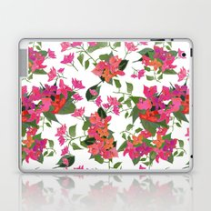 April blooms(Bougainvillea) Laptop & iPad Skin