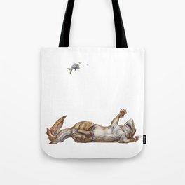 Sand Tiger Shark Cat :: Shark Cats Series 2 Tote Bag