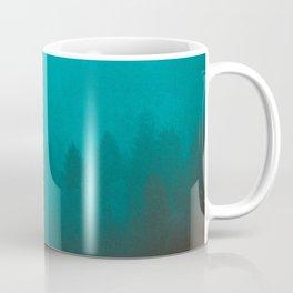 PNW Fog Forest Coffee Mug