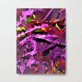 Try and rise above it all Metal Print