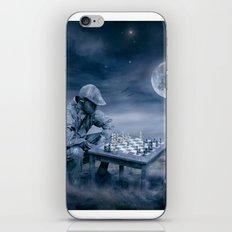 Bedenkzeit iPhone & iPod Skin