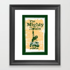 The Mighty Souls: Soul & Funk Legends Framed Art Print