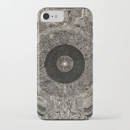 When the Past Was Present iPhone Case