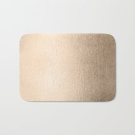 Tahitian Summer Gold Bath Mat