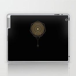 Screw Gold Geometry Laptop & iPad Skin