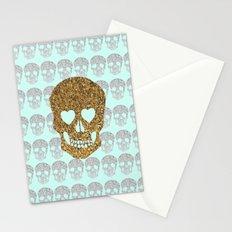 skulls & heartz;; Stationery Cards