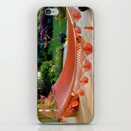 Tropical Caribbean Island Resting  iPhone Skin