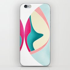 She Knows iPhone & iPod Skin