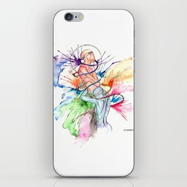 CONFESSION I @EdART iPhone Skin