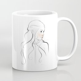Mother of Dragons Coffee Mug