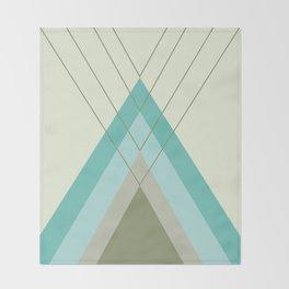 Iglu Oliva Retro Throw Blanket