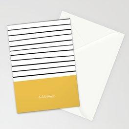 MARINERASYELLOW Stationery Cards