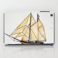 sail iPad Cases featuring sail by The Traveling Catburys
