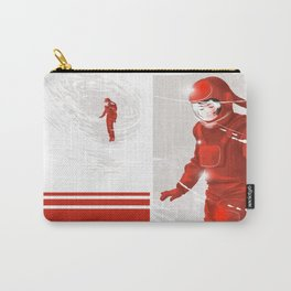 Hiroko in Storm // (astronaut girl) Carry-All Pouch