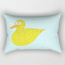 Bob the Duck! Rectangular Pillow