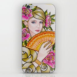 'ALLURING' - Ruth Priest iPhone Skin
