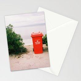 GRAND RESORT SERIES. Horizon, Piran, Mediterranean Sea, Color Film Photo Stationery Cards