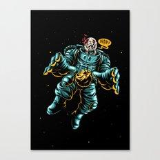 Astro Z Canvas Print
