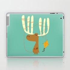 A moose ing Laptop & iPad Skin