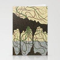 hawaiian Stationery Cards featuring first hawaiian by thefleafarm (Amy Wright)