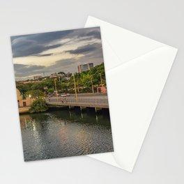 Estero Salado River Guayaquil Ecuador Stationery Cards