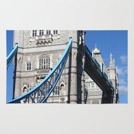 Tower Bridge, London, United Kingdom Rug