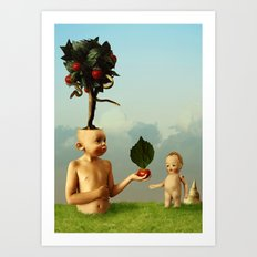 A New Breed Art Print
