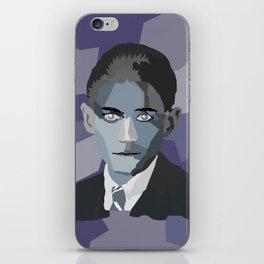 Franz Kafka iPhone Skin