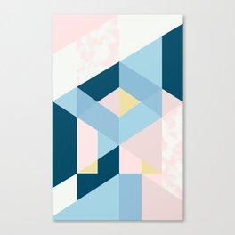 I – A Canvas Print