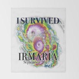 Irmaria Throw Blanket