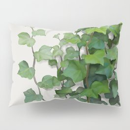 By the wall Pillow Sham