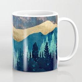Blue Forest Coffee Mug
