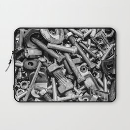 Nuts and Bolts Laptop Sleeve