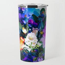 Disco Bouquet I Travel Mug