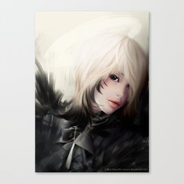 Regeneration Canvas Print