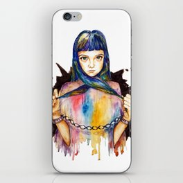 Chained iPhone Skin