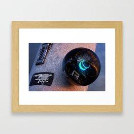 VALKYRIE_4K Framed Art Print