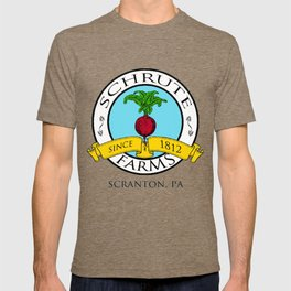 Schrute Farms | The Office - Dwight Schrute T-shirt