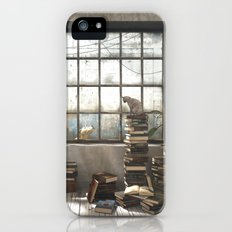 The Introvert iPhone (5, 5s) Slim Case
