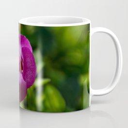 Amethyst Torenia Flower Macro Coffee Mug