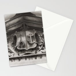 COAT OF ARMS Stationery Cards