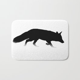 What the Fox Bath Mat