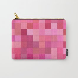 Girly squares Carry-All Pouch