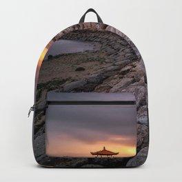 Bali Sunrise Backpack