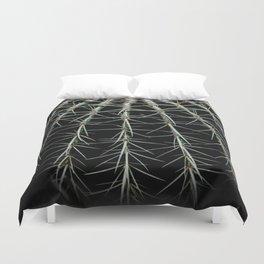 Carinate Cacti I Duvet Cover